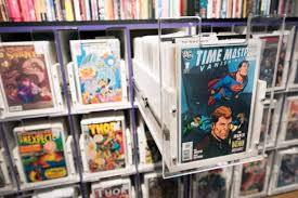 comic book shelves the best comic shops in toronto
