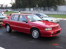 Dodge Spirit Plymouth Acclaim Chrysler 1993 Dodge Spirit Specs And Photos Strongauto