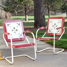 Old Metal Outdoor Furniture by Outdoor Furniture Retro U2013 Creativealternatives Co