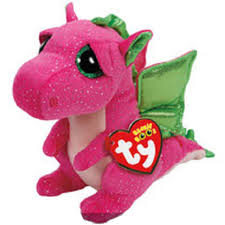 ty beanie boos darla 6 dragon 2016 release perfect