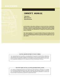 100 hyundai terracan 2006 service manual hyundai workshop