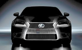 lexus cars 2012 lexus releases shadowy picture of 2012 gs350 we add light car