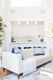 white sofas creating clean condition for interior design hupehome