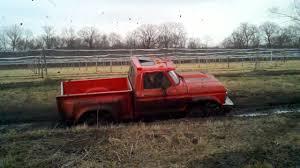 1979 Ford Truck Mudding - 1977 ford f250 mudding youtube