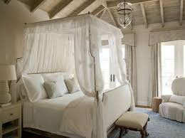 How To Decorate A Canopy Bed Bedroom Style 10 Ways To Dress Your Canopy Bed Apartment Therapy