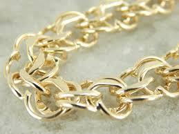 vintage charm bracelet necklace images Charm bracelets vintage estate and antique jpg