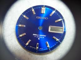 seiko bell matic the watch spot