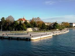 Sea Organ Panoramio Photo Of Zadar Monument To The Sun And Sea Organ
