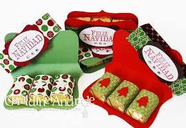 mafer u0027s creations estuches para chocolates con la plantilla top