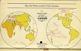 Where Is Greece On The Map by The Garden Of Eden In China Big Think