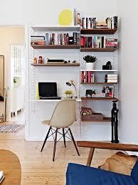 coin bureau petit espace des idées pour aménager un bureau dans un petit espace