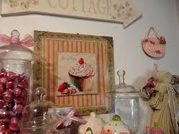 cupcake kitchen decor theme ideas