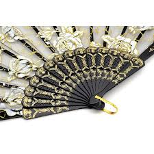 held fans bulk leehome lace folding held fans bulk for women