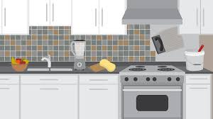 How To Install A Backsplash In A Kitchen How To Tile Your Kitchen Backsplash In One Day Fix Com