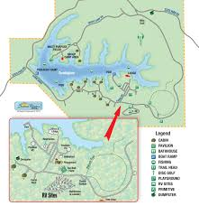 Mississippi State Map Tombigbee State Park Find Campgrounds Near Tupelo Mississippi
