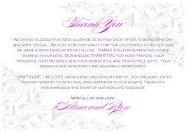 wedding thank you notes wording wedding wedding ideas thank