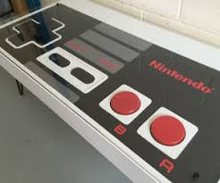 Nintendo Controller Coffee Table Nes Controller Coffee Table
