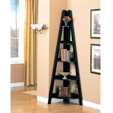Corner Ladder Bookcase Black Ladder Bookcase Best Corner Ladder Shelf Ideas On Ladder