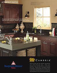 cambria countertops u0026 benjamin moore paints amy mood kitchen