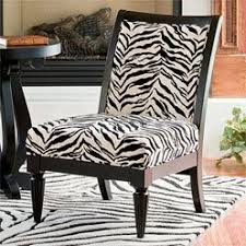 Zebra Accent Chair Dining Room Zebra Chairs Home Design
