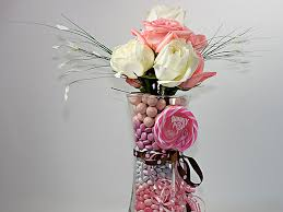 baby shower centerpieces for girl ideas cool baby shower vase centerpiece ideas 70 for your simple baby