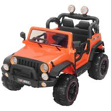 toy jeep for kids 12v kids ride on cars electric battery power wheels remote control