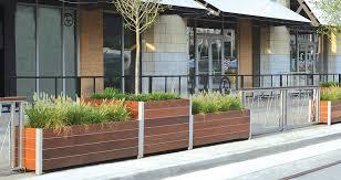 multi section garden planters deepstream designs