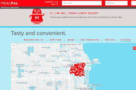 Map To Chicago by Tinder For Food U0027 Comes To Chicago Courtesy Of Classpass Co Founder
