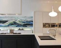 custom kitchen backsplash mosaic backsplash etsy
