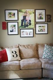 Best  Family Picture Walls Ideas Only On Pinterest Picture - Family pictures in living room