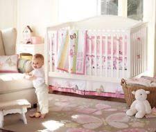 Pottery Barn Madras Crib Bedding by Pottery Barn Nursery Ebay