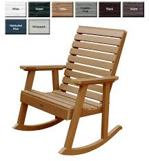 outdoor poly furniture highwood furniture weatherly porch rocking chair from outdoorpolyfurniture com
