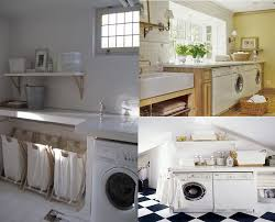 Pinterest Laundry Room Cabinets - laundry room ideas courtesy of from l to r chezlarsson com
