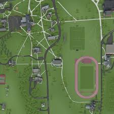 Western Michigan University Campus Map by Administration Northfield Mount Hermon