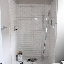 Bathroom Remodel Tile Shower Bathroom Subway Tile Designs Complete Ideas Exle