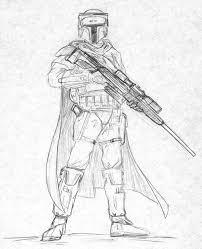 mandalorian sniper by kuk man on deviantart