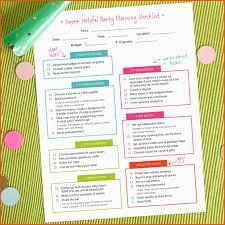 printable party planner checklist planner list dcbuscharter co