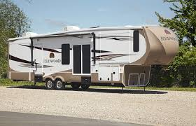5th Wheel Camper Floor Plans 2012 Redwood 36fl Travel Trailer Www Trailerlife Com