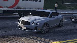 blue bentley interior bentley continental supersports gta5 mods com