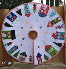 quilted christmas homey ideas quilted christmas tree skirt pattern 60 patterns