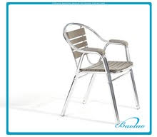 Resistance Chair Plastic Wood Furniture Plastic Wood Furniture Direct From Foshan
