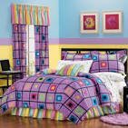 Bedroom Wall Designs For Teenage Girls | Inspiring Home Design ...
