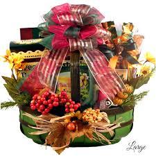 fall gift baskets fall celebration gift basket