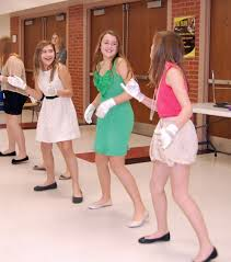 blake u0027s annual etiquette and society dancing class returns to