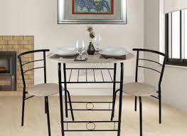 Kitchen Table And 2 Chairs by Metal Kitchen Table And Chair Dining Set Buy 4 Seaters Metal