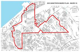 Map Of Cleveland Ohio by Cleveland City Planning Commission