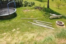 Firepit Swing Diyer Builds Genius Backyard Porch Swing Pit