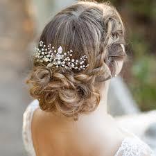 Pearl Bridal Hair b Wedding Hair b Decorative Hair b