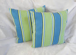 patio cushions and pillows striped patio cushions