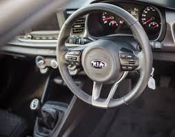 kia rio hatchback base spec manual vs four speed auto road